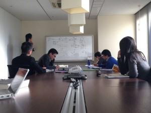 水曜勉強会 2015年 第1回目